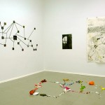 """""""Project Vestiges"""", 2013, Exhibition """"Ressonances"""", Kunstlernhaus Bethanien, Berlin"""