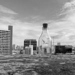 "Untitled, from ""Céu de Vidro"" series, 2013, digital photo, 30x30cm"