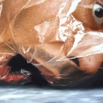 """""""Next Second"""", from the series """"The Great Body"""", 2008, Oil on Canvas, 110 x 140 cm 2"""
