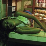 """Menina em verde"", 2003, pigment on cotton photographic paper, 70x105 cm"