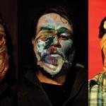 Francis Bacon, 2011 C-PRINT cada 66 X 100 CM (Triptych)