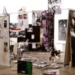 """Ueinzz Mix 1 (Cais de Ovelhas)"", exhibition view Arte Atual Festival, Tomie Ohtake Insitute, 2016"