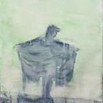 """Min"", 2016, acrylic on paper,  66 x 56 cm"