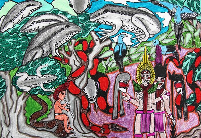 Work by Isaías Sales