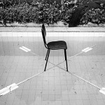 'Auditorium for delicate issues', 1989, 10.70 x 10.70 x 0.80m, mixed technique, Ibirapuera Park, São Paulo, Brazil. Photo Guto Lacaz