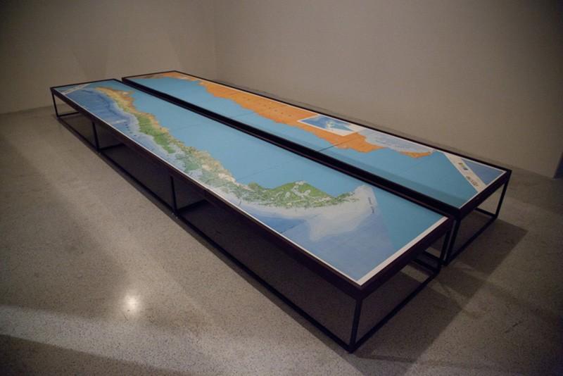 Jonathas de Andrade, South American Pacific Coast, 2011