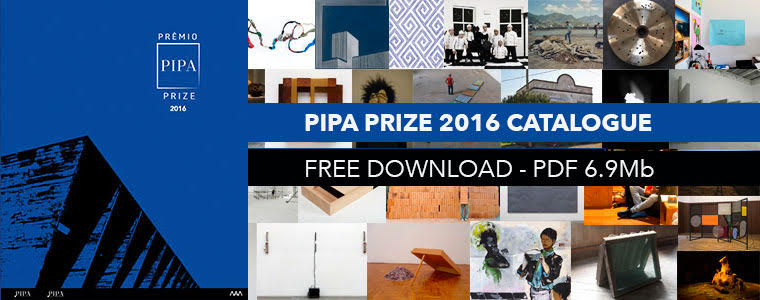 Pipa Prize 2016 Catalogue Available For Free Download Pipa Prize