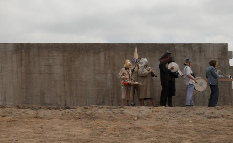 """""""A banda dos sete"""" (""""The band of seven""""), 2010"""
