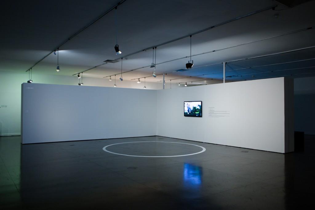 "Clara Ianni. ""Circle"". 2014-2016."