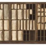 Verónica Vázquez, Typography drawer IV, 2010, 42 x 82 cm