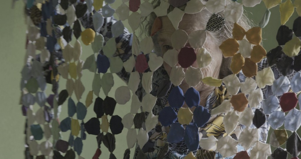 """Tamar Guimarães and Kasper Akhøj. Still from """"A Minor History of Trembling Matter"""", 2017. Three color videos with stereo sound. Running times: 21 minutes, 21 minutes, and 30 minutes. Image taken from the Albright-Knox Art Gallery Website."""
