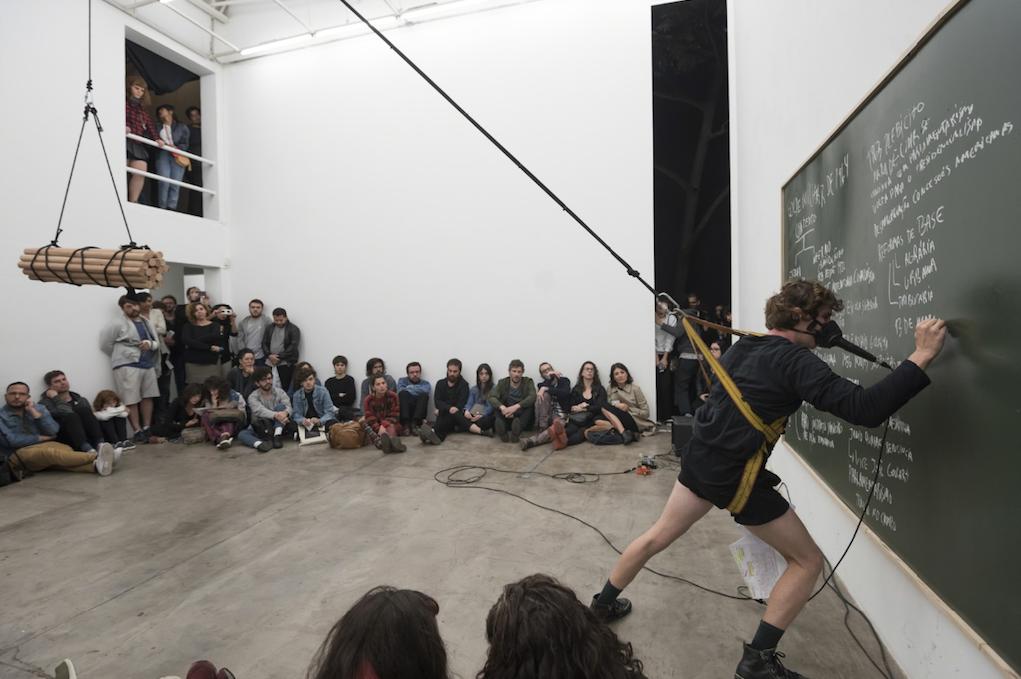 Performance takes over Palais de Tokyo - PIPA Prize